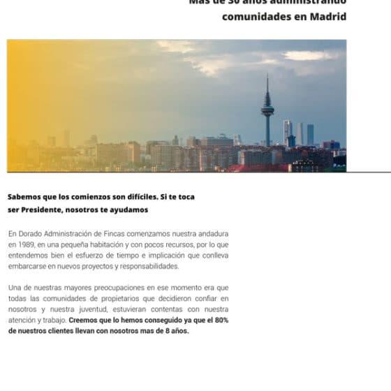 dossier de empresa dorado administracion y gestion 2