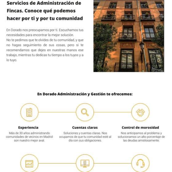 dossier de empresa dorado administracion y gestion 3