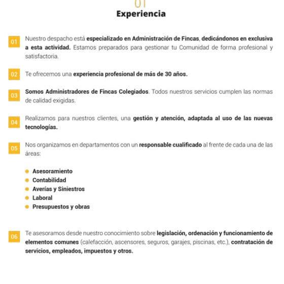 dossier de empresa dorado administracion y gestion 4