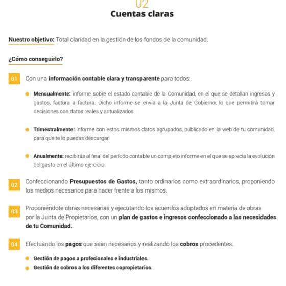 dossier de empresa dorado administracion y gestion 5