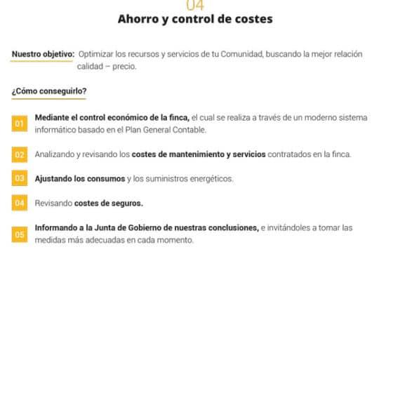 dossier de empresa dorado administracion y gestion 7