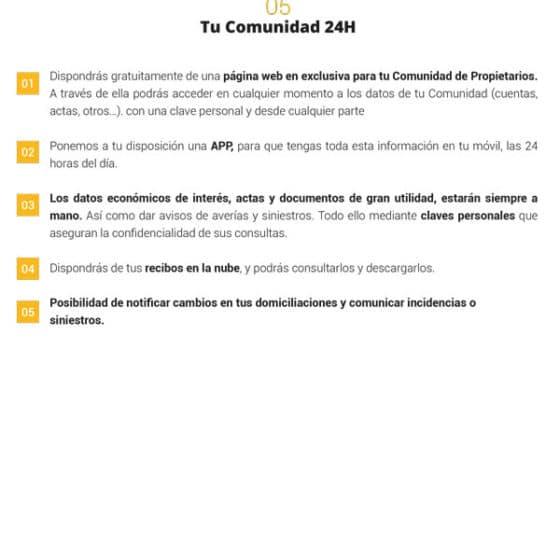 dossier de empresa dorado administracion y gestion 8