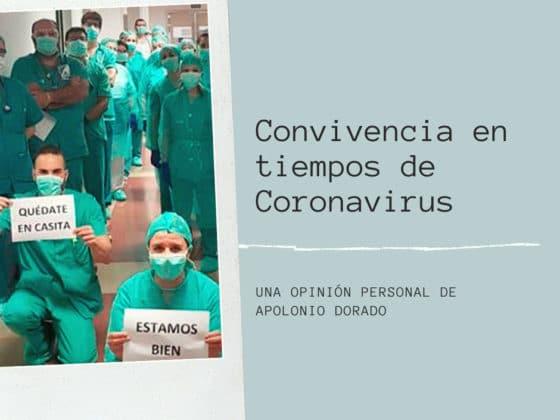 Dorado Administración y Gestión de Fincas convivencia en tiempos de coronavirus