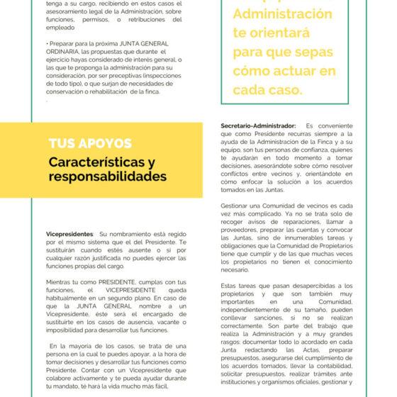 Dorado Administración y Gestion de Fincas Manual del Presidente guia para ejercer la presidencia 4
